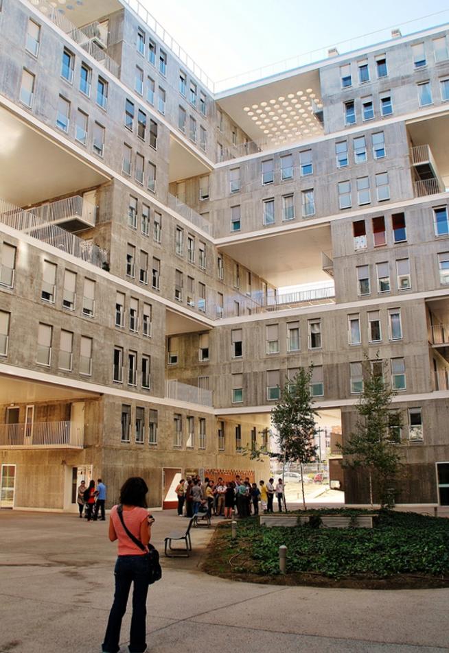 Edificio Celosía MVRDV Blanca Lleó 10