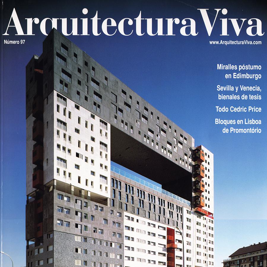 mirador building in arquitectura viva n97 - Arquitecturaviva