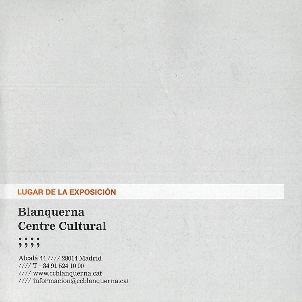 Conferencia 'Barcelona Proyecta' Fundacion Blanquerna Blanca Lleó 02