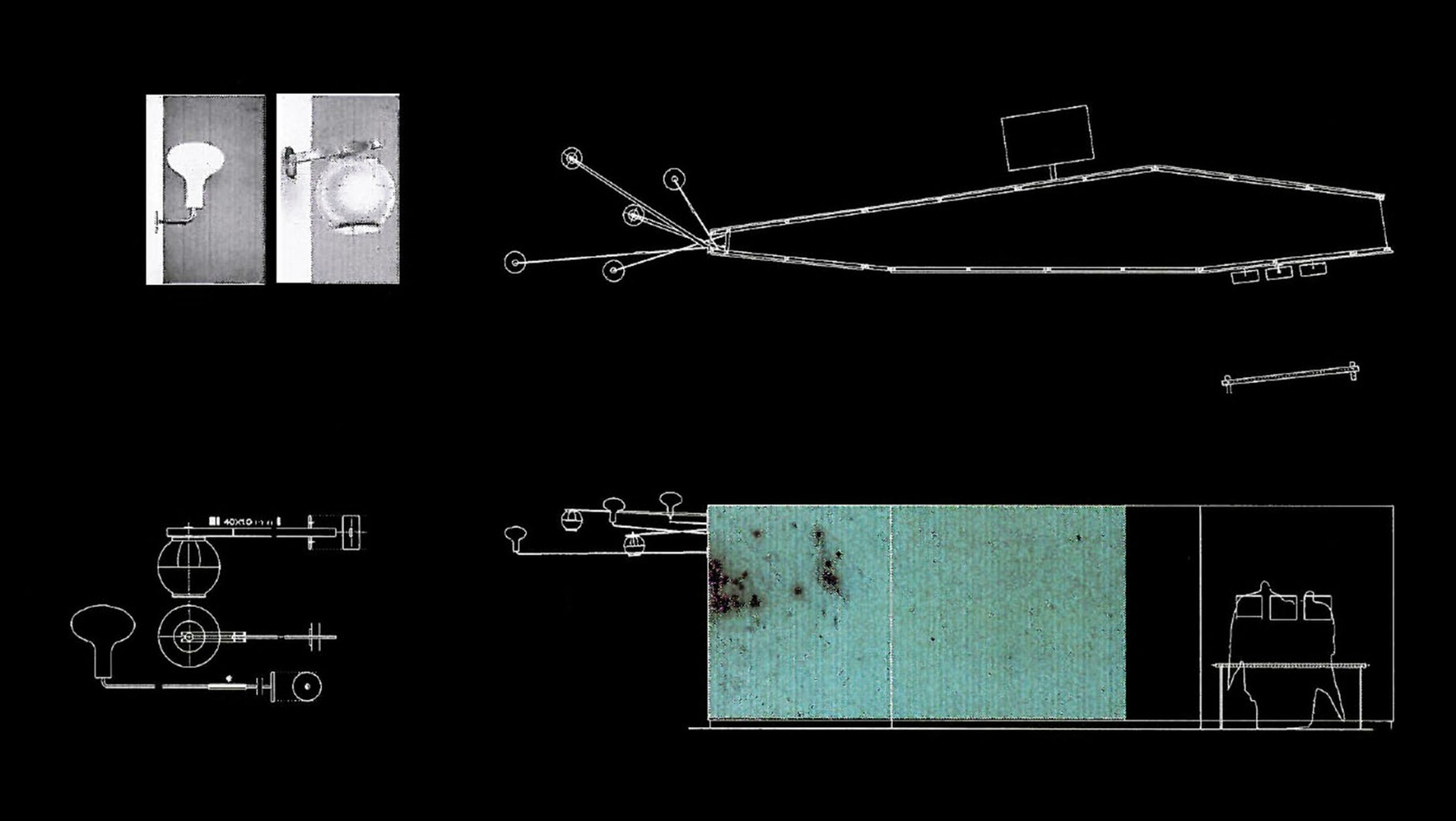 Exposición Ignazio Gardella 1905-1999, Arquitectura a través de un Siglo Blanca Lleó 01a