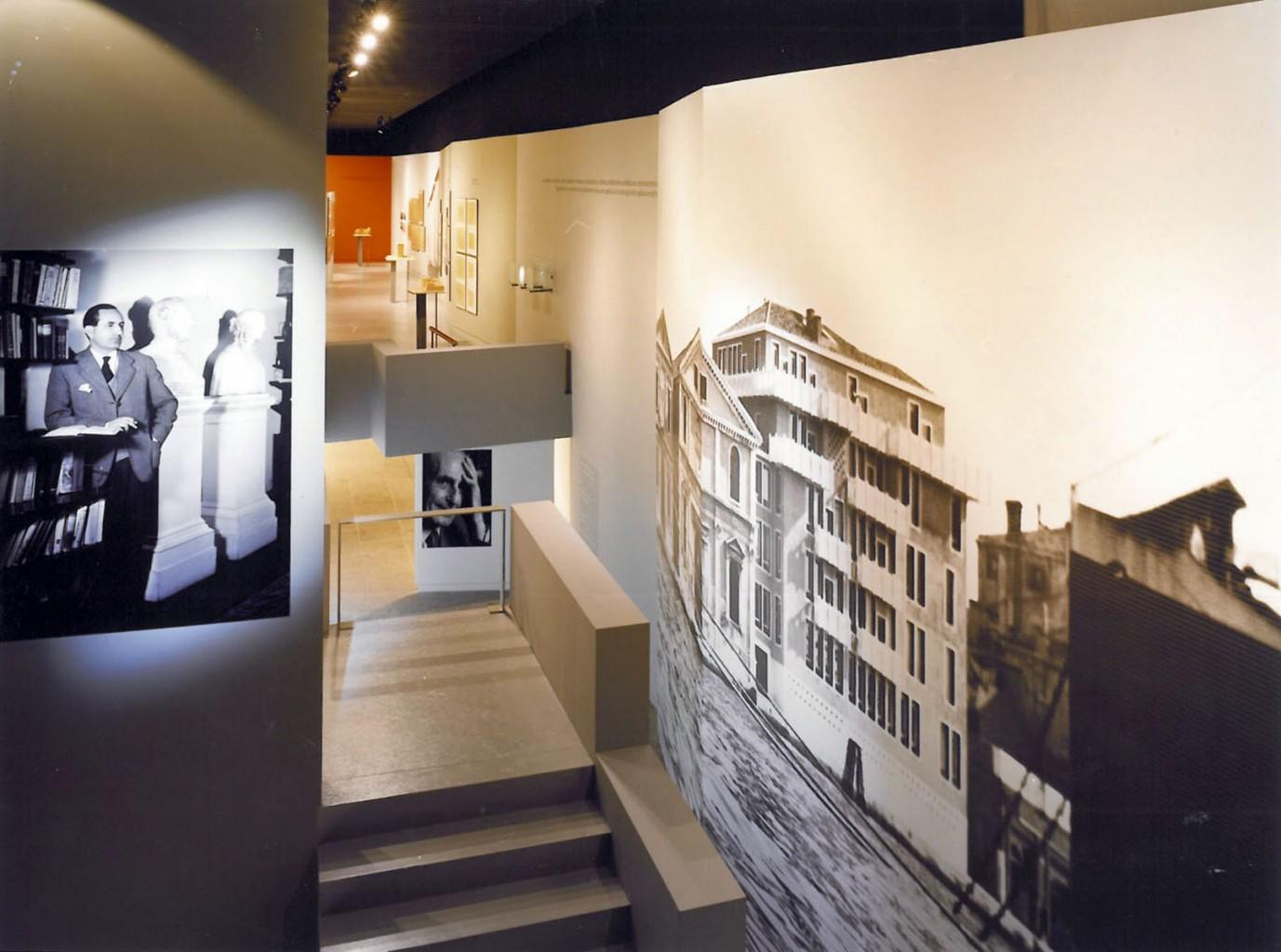 Exposición Ignazio Gardella 1905-1999, Arquitectura a través de un Siglo Blanca Lleó 01b