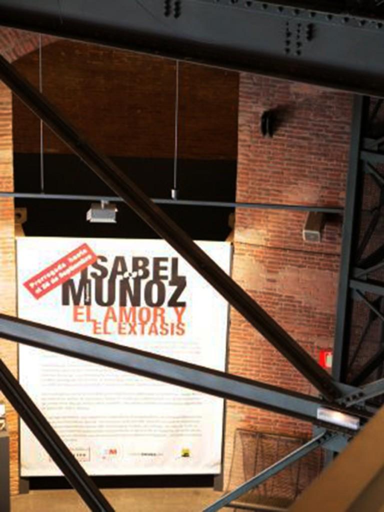 Exposición Isabel Muñoz, El amor y el extasis Blanca Lleó 00