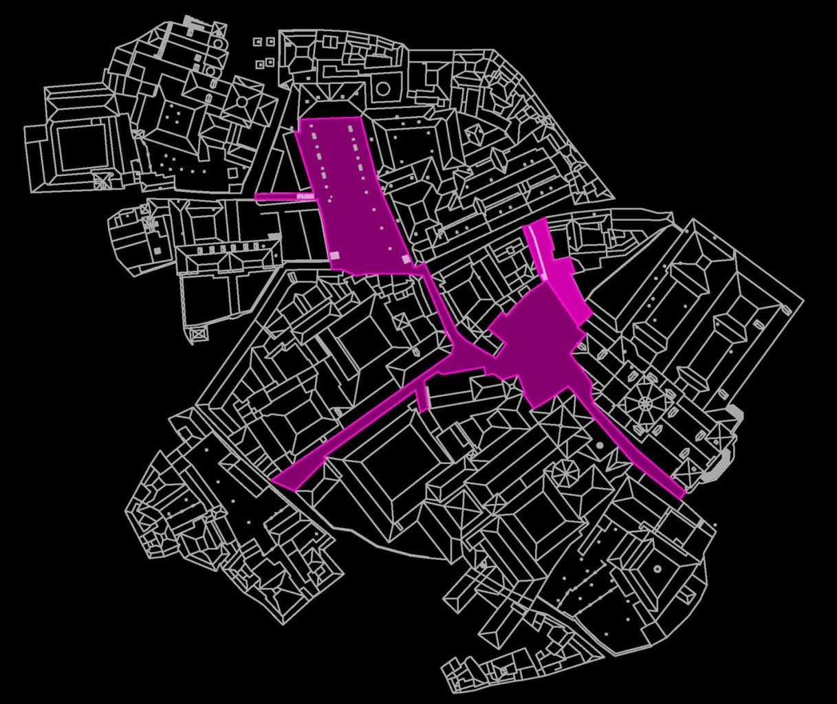 Reordenación urbana de Plaza de San Román Blanca Lleó 01