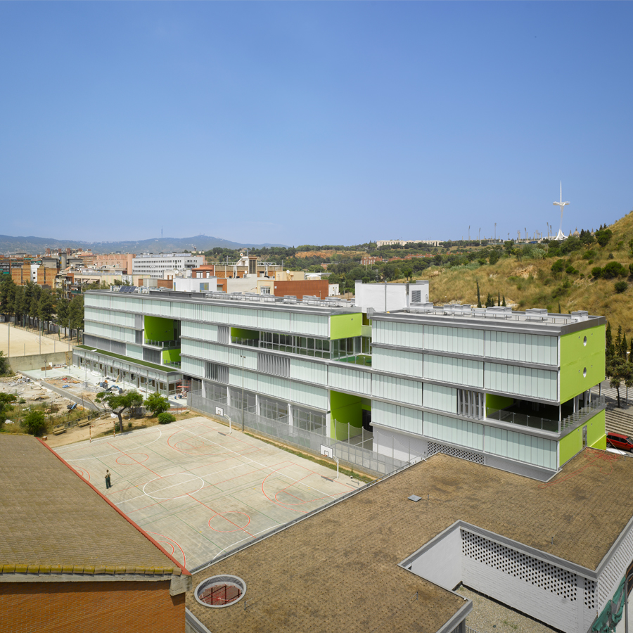 mare de deu in  u0026quot barcelona  modern architecture guide
