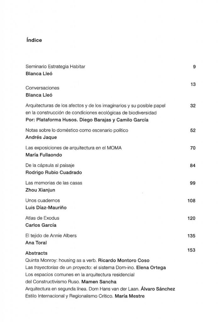 Aproximaciones a la investigación en Arquitectura Blanca Lleó 03
