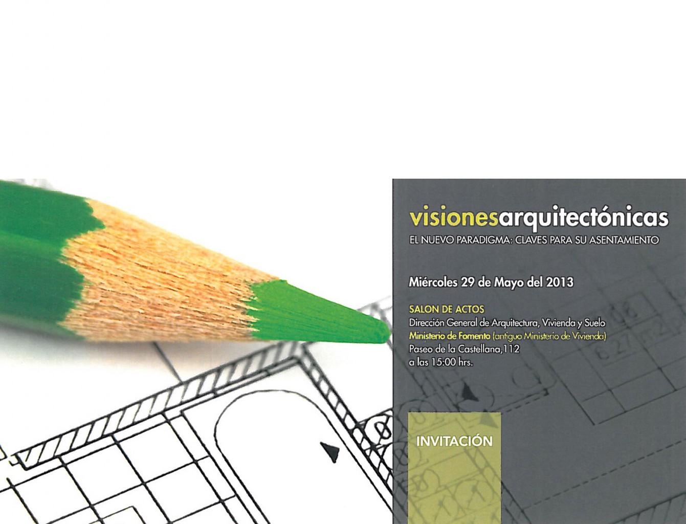 Visiones Arquitectónicas Blanca Lleó 01