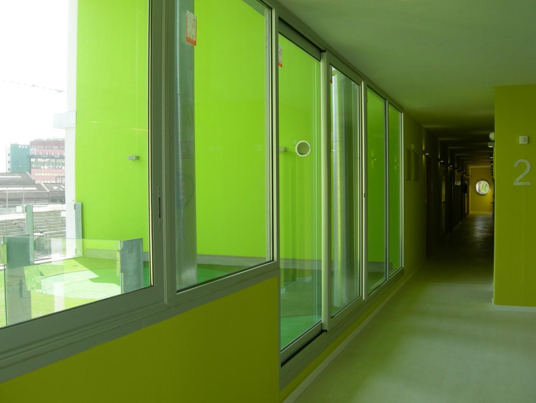 Edificio Madre de Deu Blanca Lleó 06