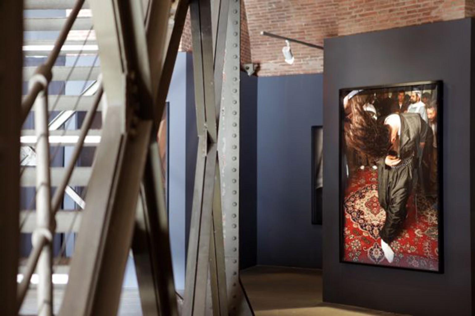Exposición Isabel Muñoz, El amor y el extasis Blanca Lleó 08