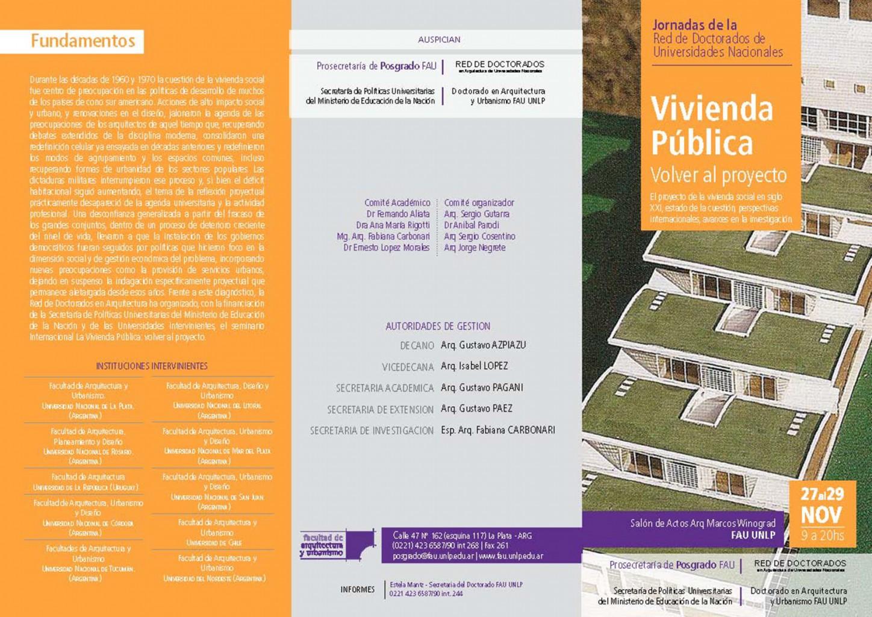 Conferencia en La Plata Blanca Lleó 01