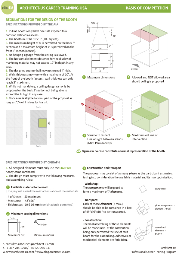 2016 AIA Convention Architect-US Stand_Basis of Competition_ENGLISH-7